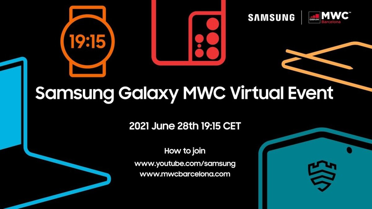 Samsung Conference at MWC 2021