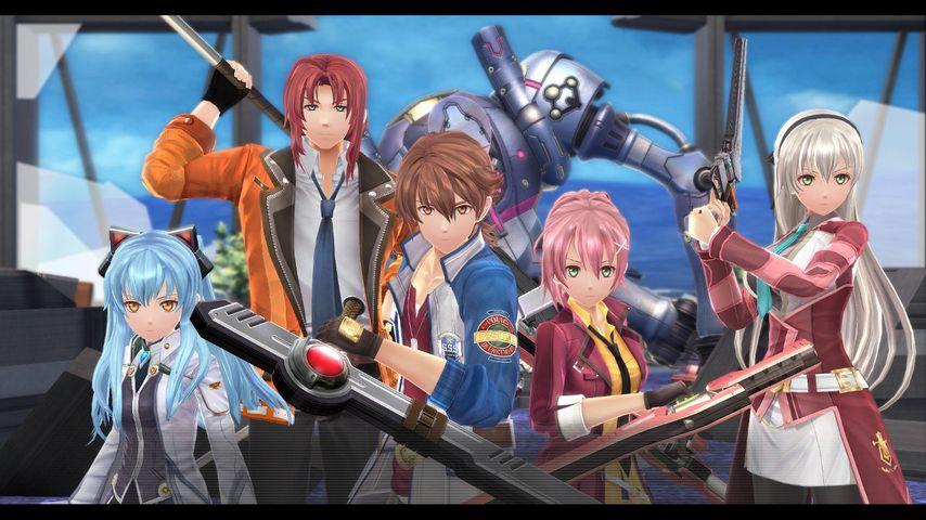 Legend of Heroes: Hajimari, Zero, Oo and Nauta are all confirmed in English