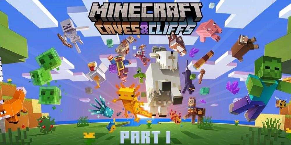 Minecraft Höhlen-Update / Caves & Cliffs