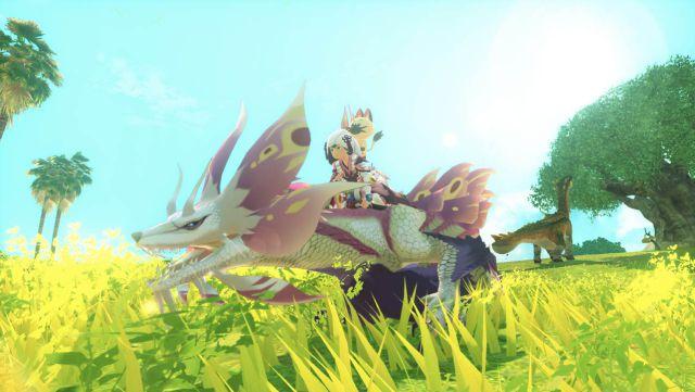 Monster Hunter Stories 2: Wings of Ruin PC Demo Steam RPG Nintendo Switch