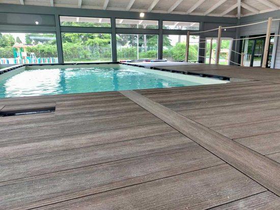 Aquilani ready pools