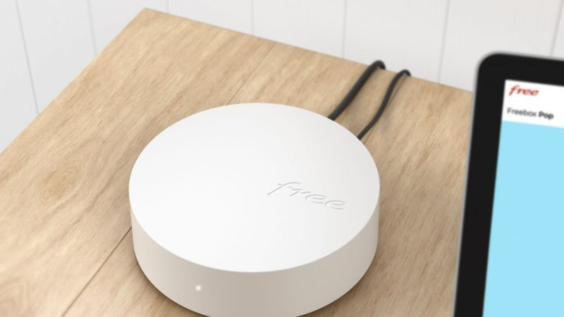 New update for Freebox Pop and Delta WiFi Repeater