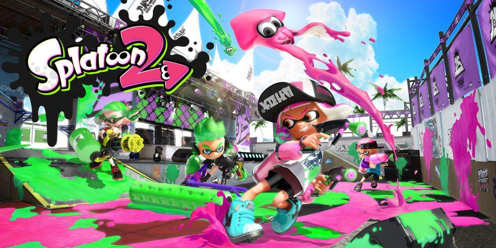 Nintendo Shuts Down the Splutoon 2 Online Lounge Nintendo Connect