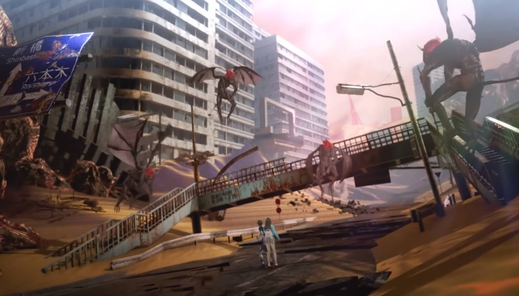 Shin Megami Tensei5