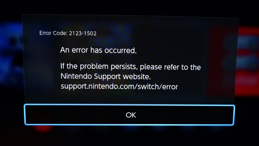 Nintendo Switch: Serious firmware error makes downloads impossible