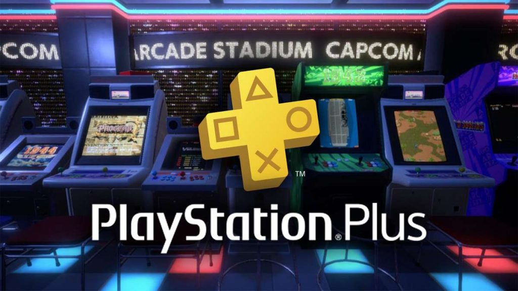 PS Plus: Free Arcade Classic from Sony - Free game for subscribers