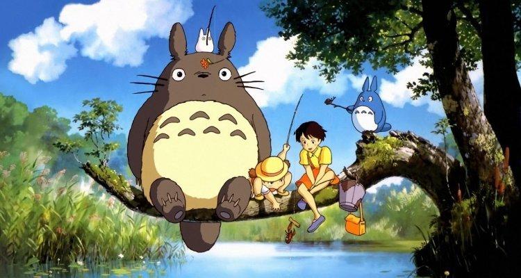 Thai / Earthbound Creator Shikesado Ido My Neighbor Totoro - Nert 4. Life
