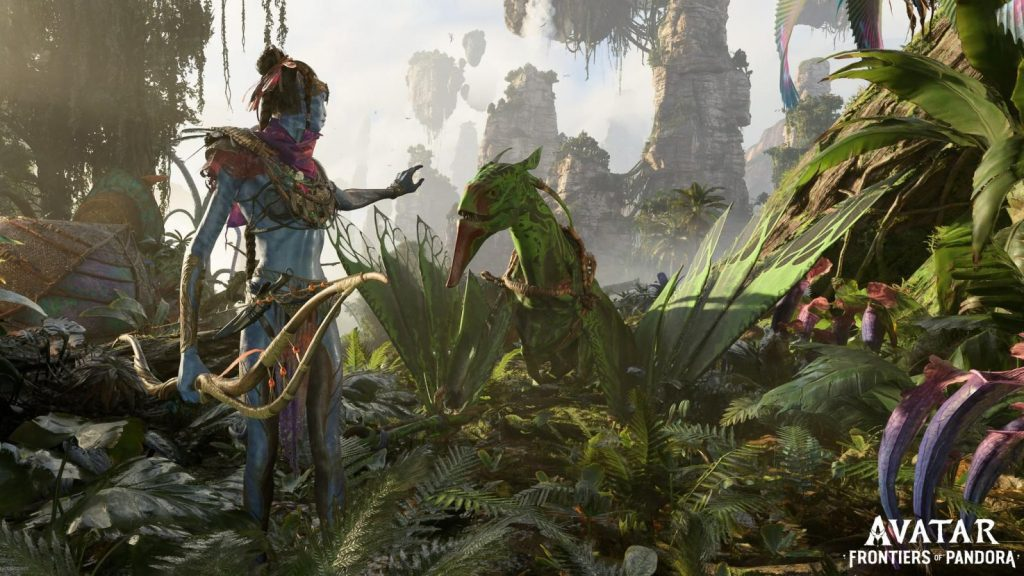 The first trailer for the long-awaited Ubisoft game engine