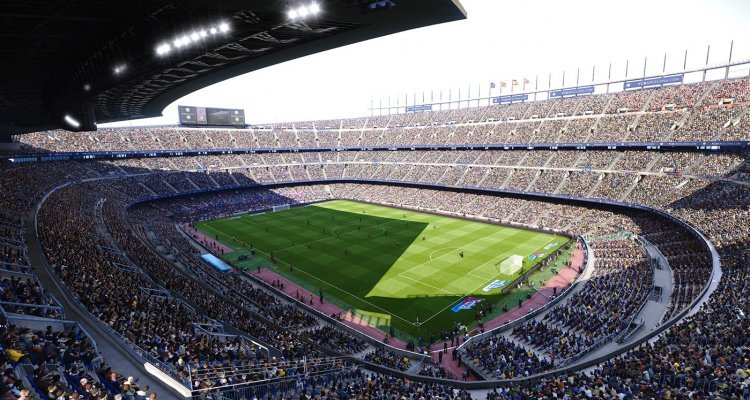 The shows are incredible, points for PES 2022 photosynthesis - Nerd4.life