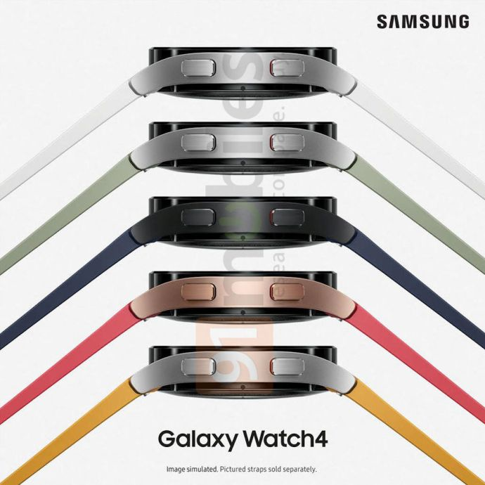 Samsung Galaxy Watch 4 League Forbes