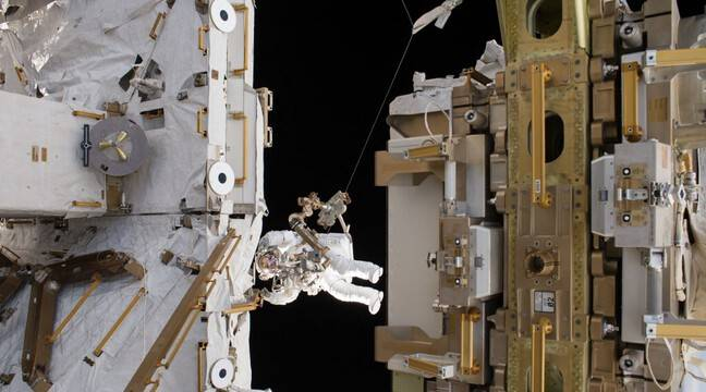Why is Thomas Baskett going to create two space orbits next week?