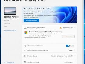 PC Health Test (Windows 11 Compatibility Tool)
