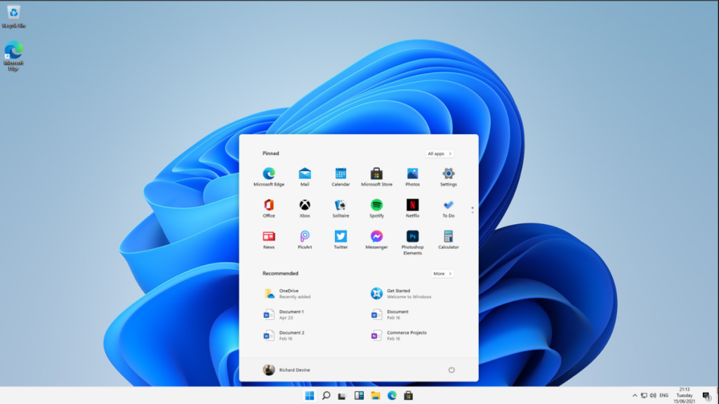 Windows 11 lets you switch to the old start menu - here's how