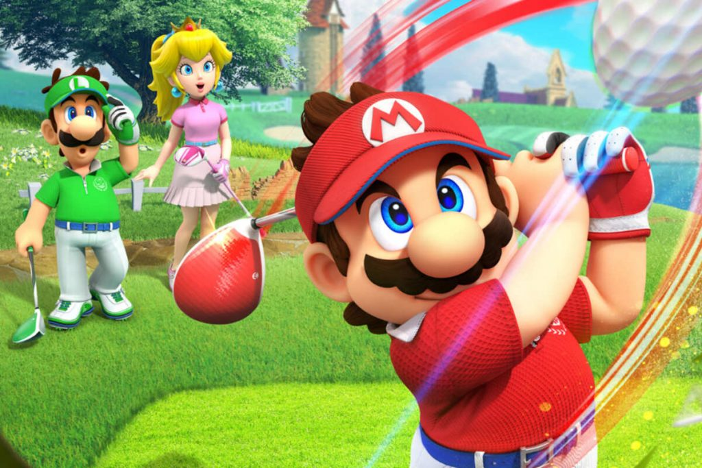 """""""Mario Golf: Super Rush"""" on trial: Finally the next party firecracker for the switch?"""
