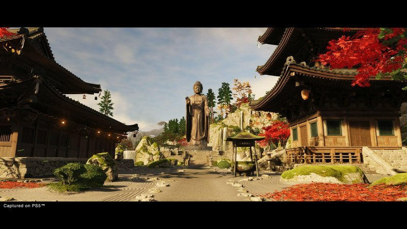 Ghost of Sushima: Iki Island marks the new setting for exploring the director's cut