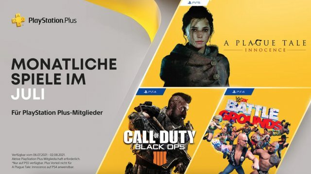 Black Ops 4 will be available on PlayStation Plus from July 6