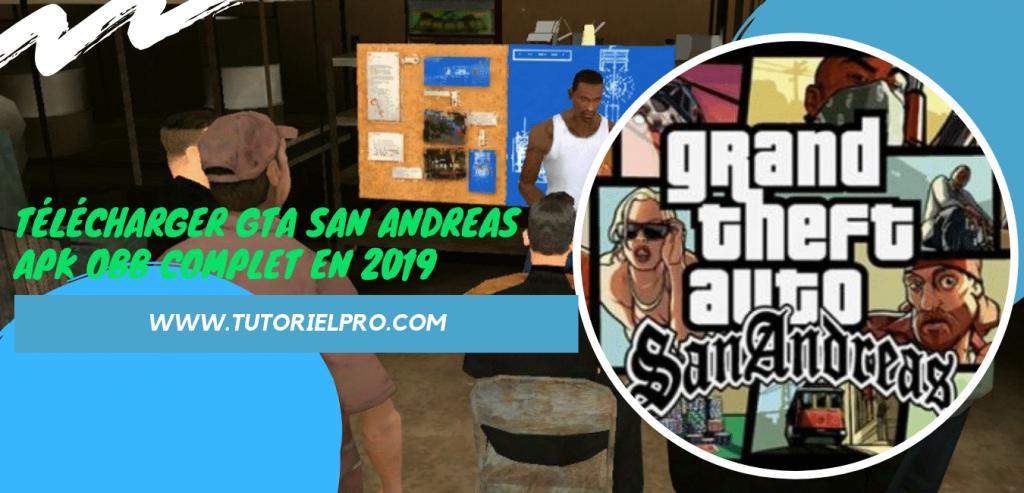 GTA San Andreas apk obb full download in 2021   Tutorial Pro