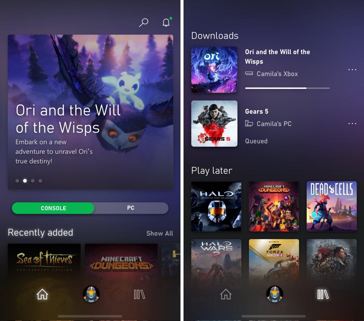 Xbox Game Pass Capture Zee iPad iPhone iPod
