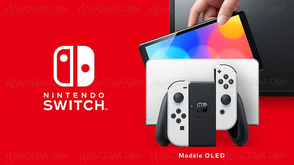 Nintendo Switch Old, available on October 8th