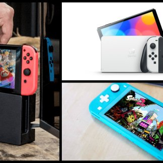 Nintendo Switch OLED Vs Classic Switch and Light: Which is Right for You?