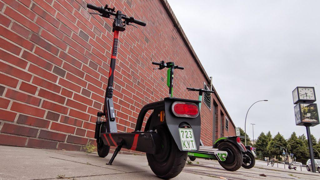 Google Maps: Navi application expands e-scooter range