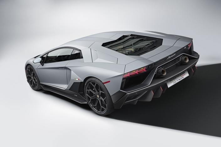 Lamborghini Aventador LP 780-4 Ultimae : la fin d