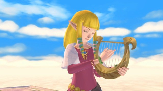 Skyward Sword HD - Nerdu 4. Nintendo Reviewing the Evolution of the Princess in Life View
