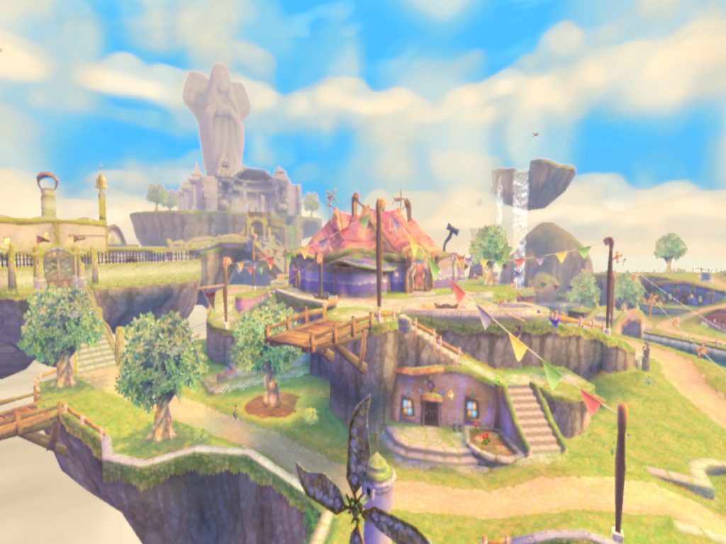 Skyward Sword HD - What's Better Now