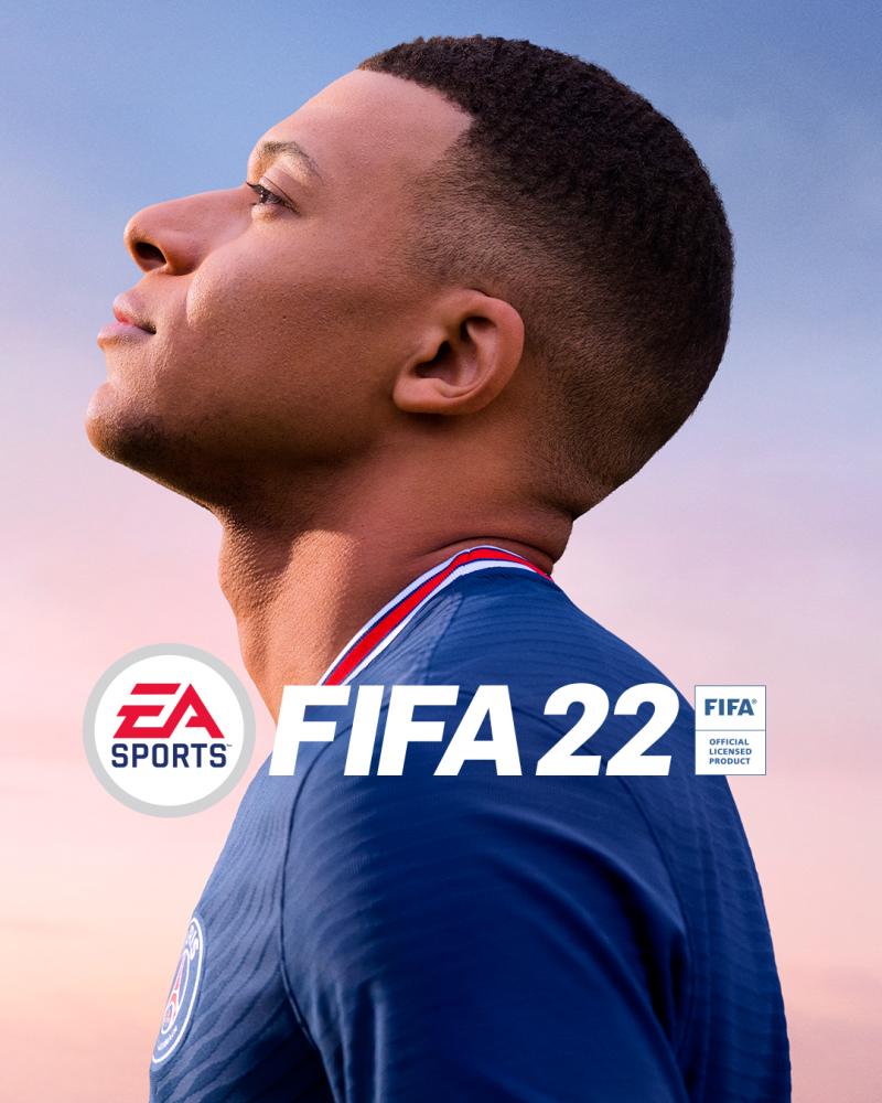 FIFA 22 Cover1