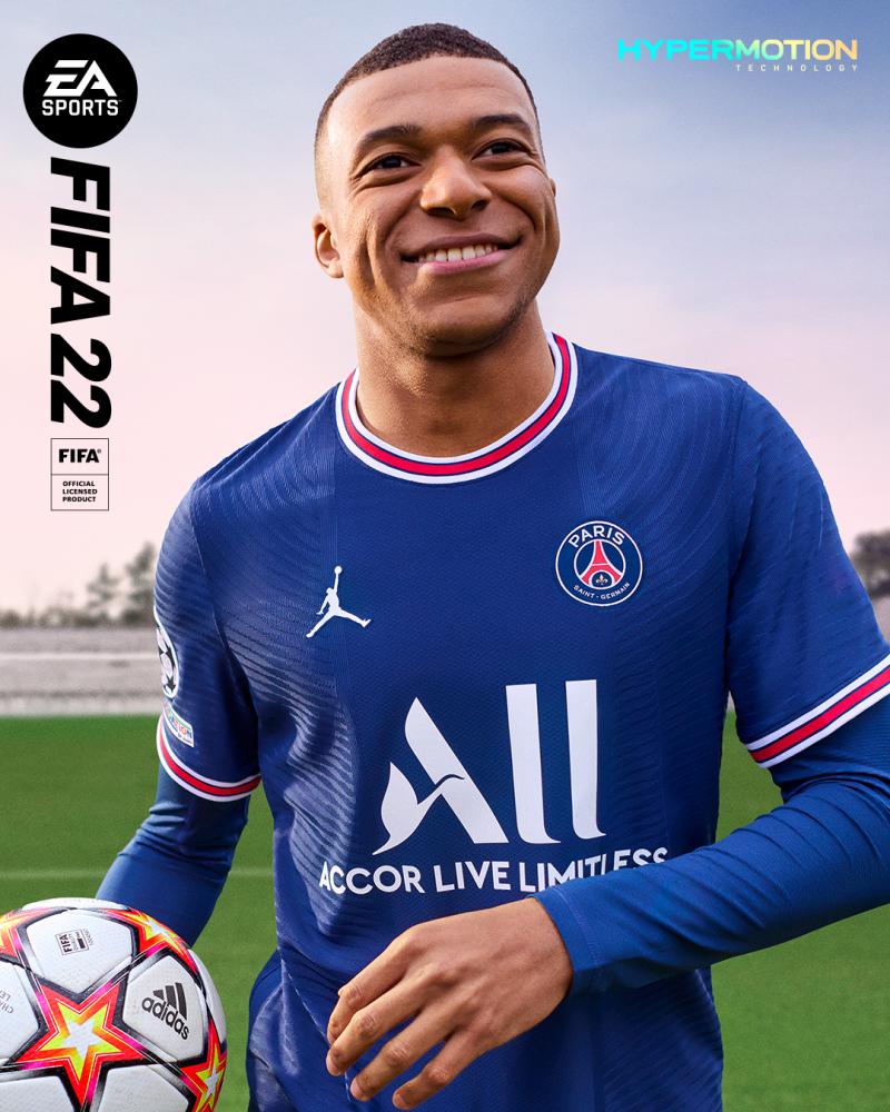 FIFA 22 Cover2