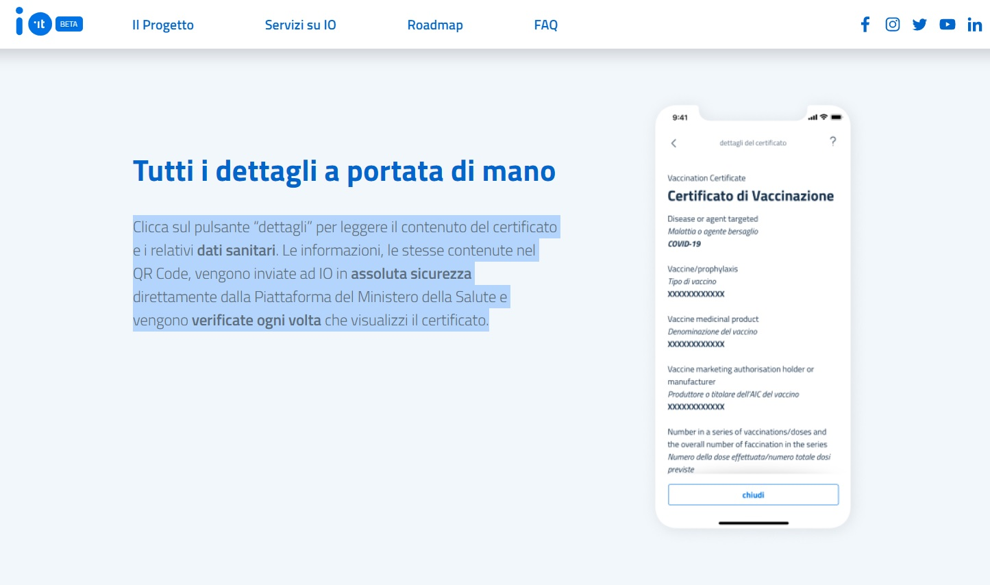 See green certificate application io