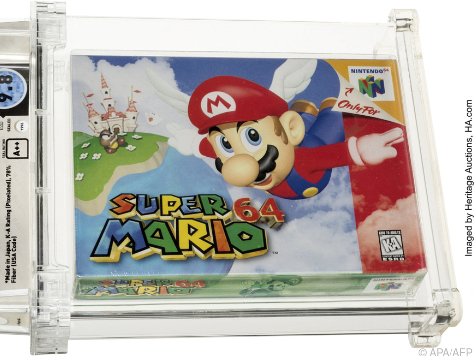 The most sealed cartridge since 1996 holds the world record