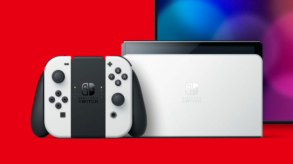 Nintendo Switch: The new OLED model from October