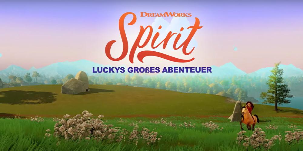 Trial of DreamWorks Spirit: Lucky Best Achievement - Nintendo Switch - ntower