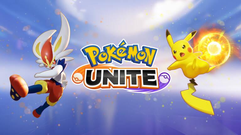 Pokemon Unite: Pocket Creatures MOBA has a date