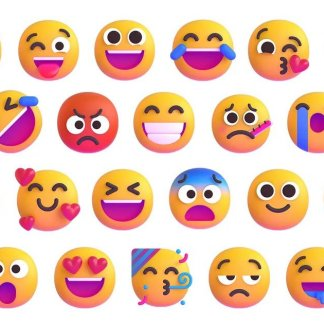 Windows, Teams, Office இங்கே Here is an overview of 1800 new emojis coming later this year