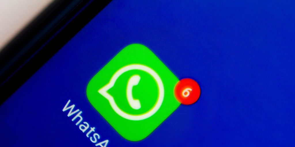 The trick to using WhatsApp without a phone