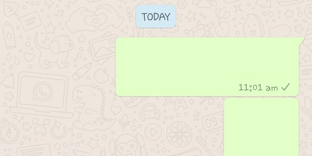 """The trick of sending """"invisible messages"""" on WhatsApp will drive you crazy"""