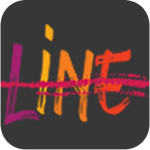 Line Icon Application iPad iPhone iPod