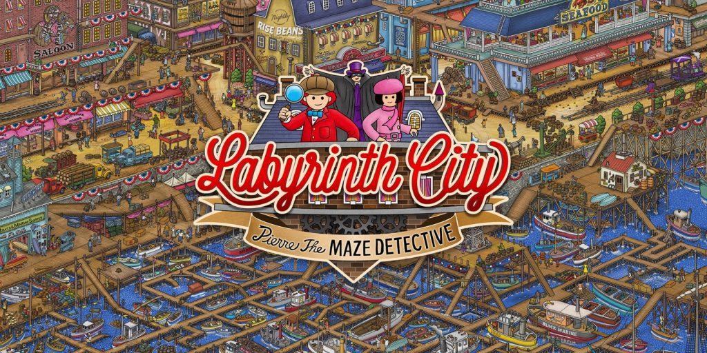 Labyrinth City: Pierre The Maze Detective (Nintendo Switch) - Le Test