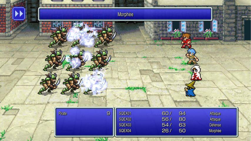 Final Fantasy Pixel Remasters: Square Enix clarifies its thinking