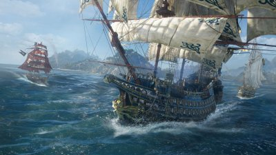 Skull and Bones: 8 years of highly complex development for the theft game, now in alpha