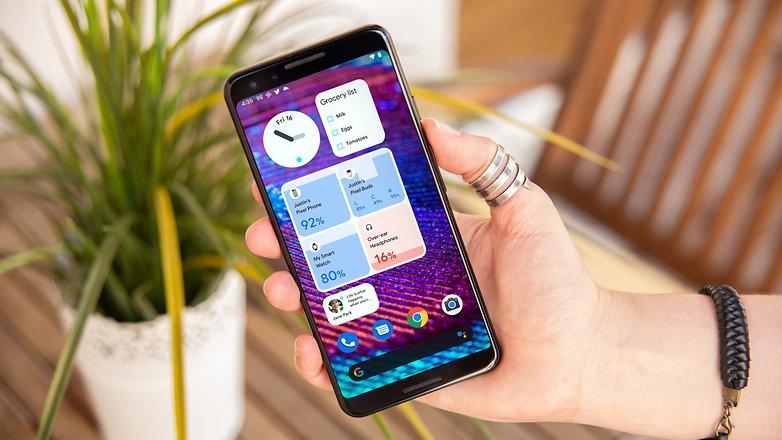 Next bit Android 12 11