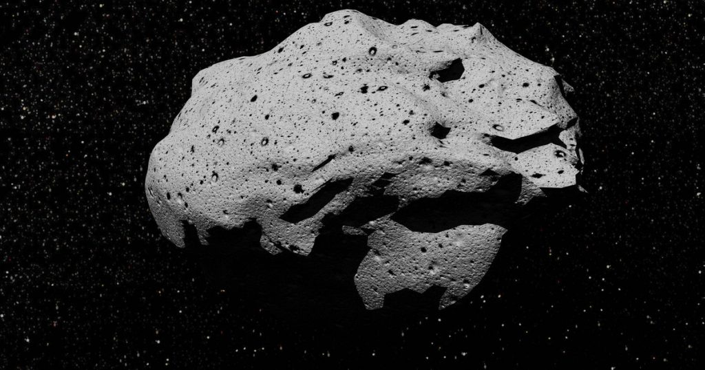 Mega asteroid runs very close to Earth!