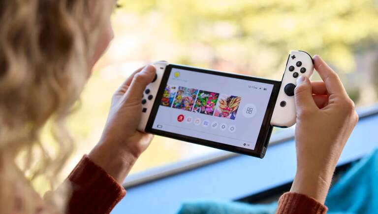 Nintendo Switch Pro?  Forget it!  Nintendo clarifies