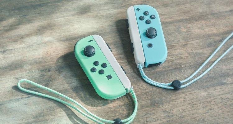 Joy-con slip can be solved by Nintendo, Zelda's new Joy-con - Nerdu 4. Life