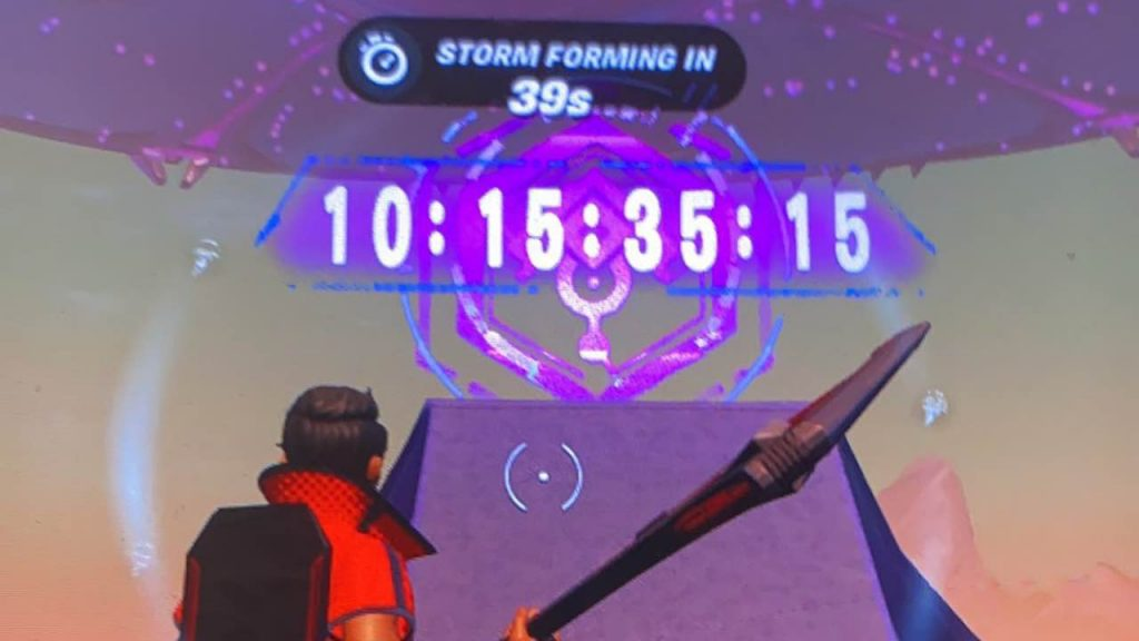 Fortnight, a mysterious countdown appeared: what it was