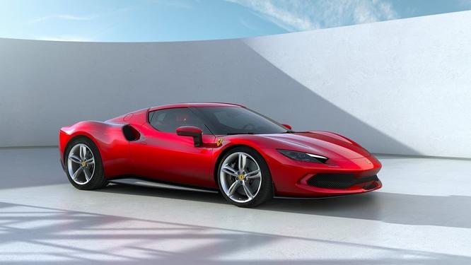 296 GTB, il giudizio di un ex designer Ferrari