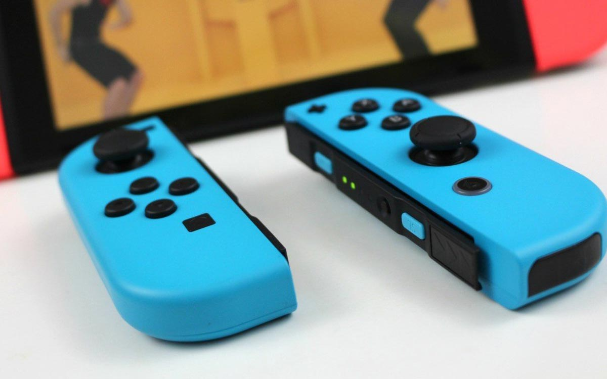 Joy-con drag Nintendo Switch