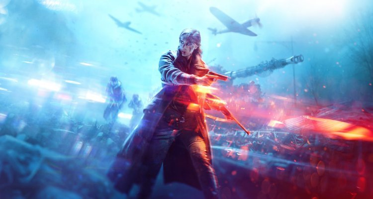 Amazon offers two free PC games from the Prime Gaming Battlefield series - Nert 4. Life